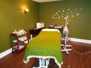facial treatment in Midtown Toronto