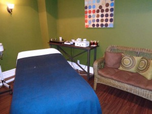 Spa in midtown Toronto