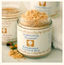 starflower - Chamomile Cleanser