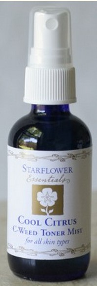 starflower - Cool Citrus C-Weed Toner Mist
