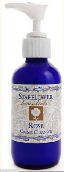 starflower - Rose Creme Cleanser